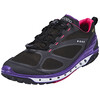 ECCO Biom Venture Shoes Women Black/Titanium/Imperial Purple
